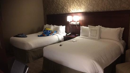 Κάρσον Σίτι, Νεβάδα: Beds - 2 queen - AMAZING