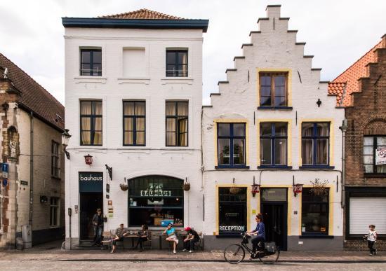 سانت كريستوفرز إن باوهاوس بادجيت هوتل - هوستل: St Christopher's Inn at the Bauhaus Bruges