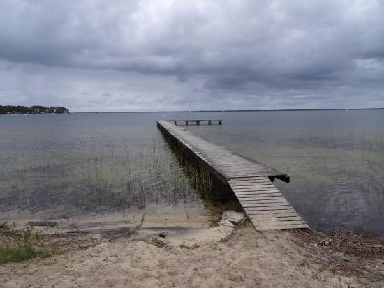 Lac d'Hourtin-Carcans: Lac d'Hourtin 