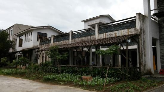 Yingde, Kina: 景點外唯一的餐廳