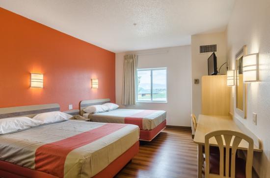Motel 6 Sheridan: Guest Room