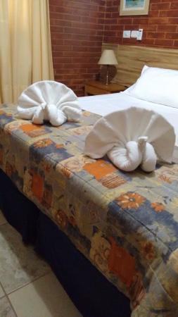 Hotel Pira Miuna: Carinho no atendimento