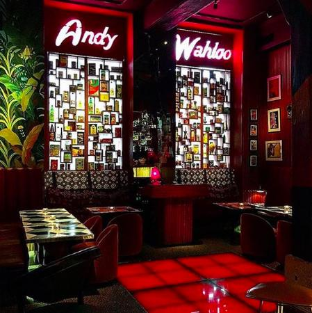 Photo of Bar Andy Wahloo at 69, Rue Des Gravilliers, Paris 75003, France