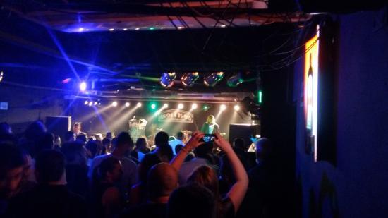 Morrison Rock Bar
