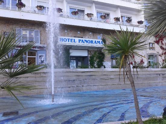 Lo Sfusato: ingresso hotel