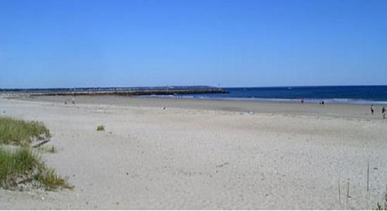 USA Inn : Wells Beach jetty