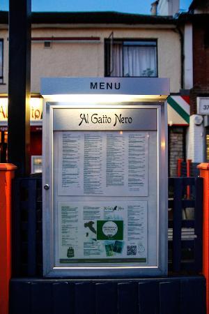 Poole, Al Gatto Nero Restouran