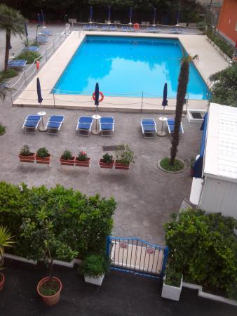 Panorama Santa Tecla Residence: Foto dal nostro balcone