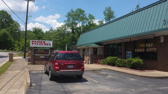 Bassett, เวอร์จิเนีย: Papa's Pizza