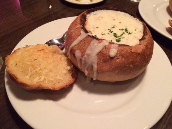 This is the absolute best clam chowder in Glendale!