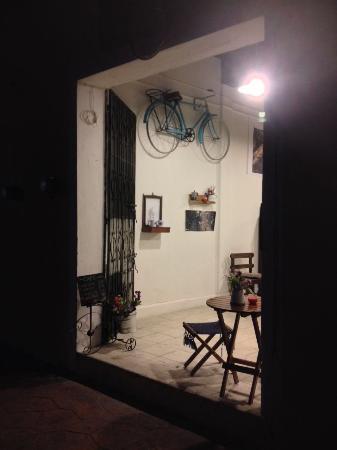 The Coffee Bike Station