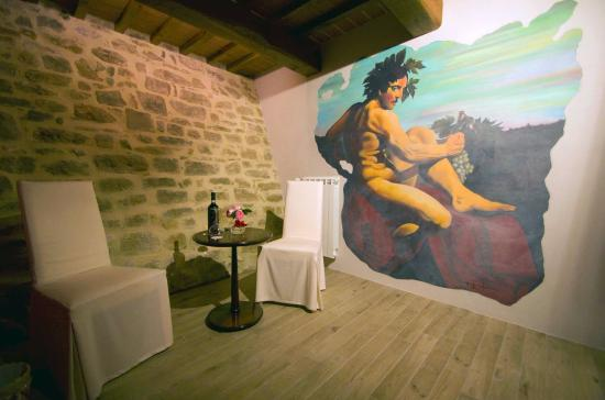 Ripa, إيطاليا: Anticamera Arsenio