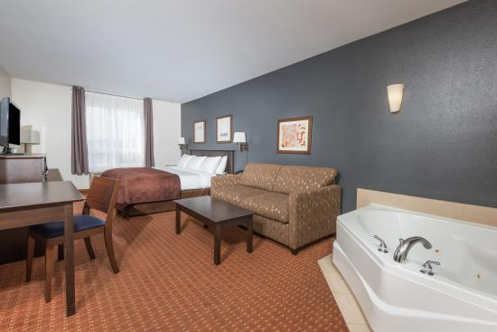 Super 8 Quebec City: suite