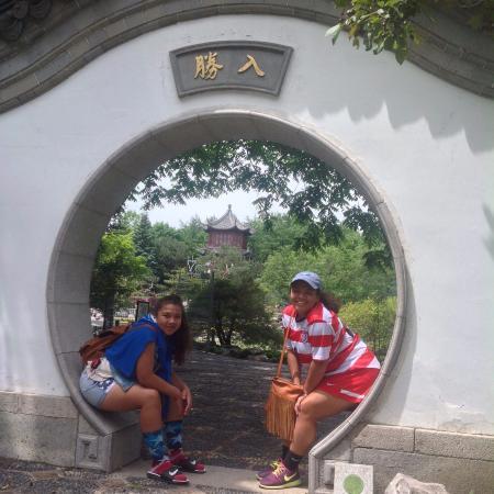 มอนทรีออล, แคนาดา: CHINESE GARDEN