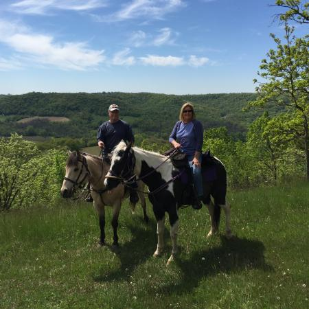 Justin Trails Resort: Nearby Redrock Trail Rides