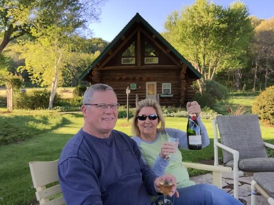 Justin Trails Resort: An anniversary toast
