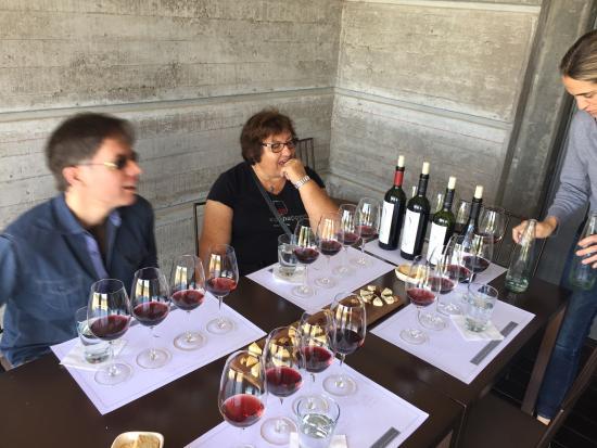 أجريلو, الأرجنتين: the tasting