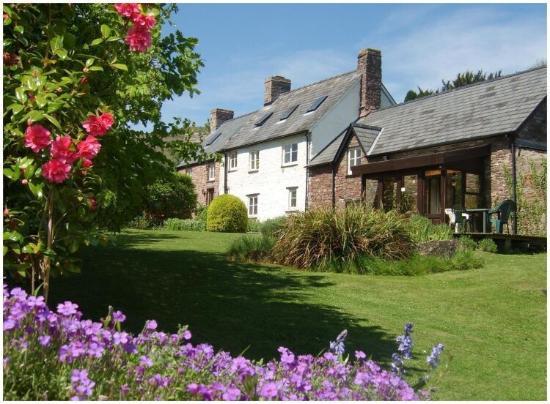 Crickhowell, UK: Red Hart Cottage