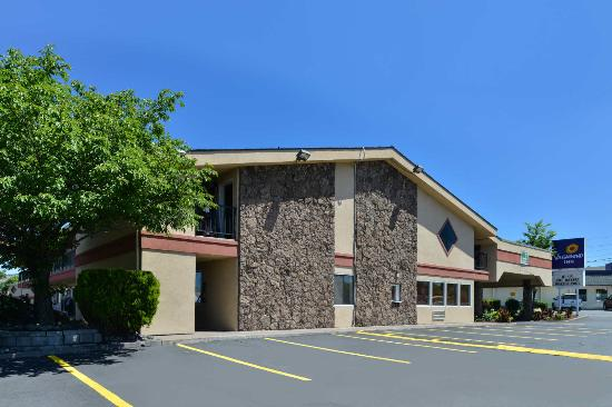Quality inn updated 2017 prices hotel reviews klamath falls or tripadvisor for Klamath falls hotels with swimming pool