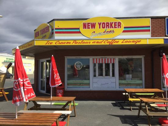 Thornton, UK: New Yorker Sundaes