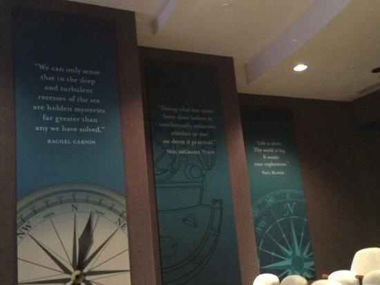 The Mariners' Museum & Park: Shipwreck quotes