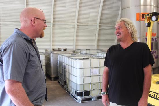 Makawao, Havai: John & Mark
