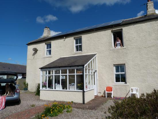 Great Littel B&B, handy for Beadnell, Seahouses and Newton