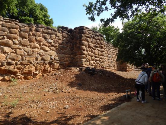 Galilee, Israel: le mura