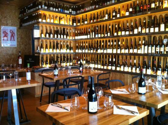 Le Tonneau Gourmand : Restaurant et Cave à vins