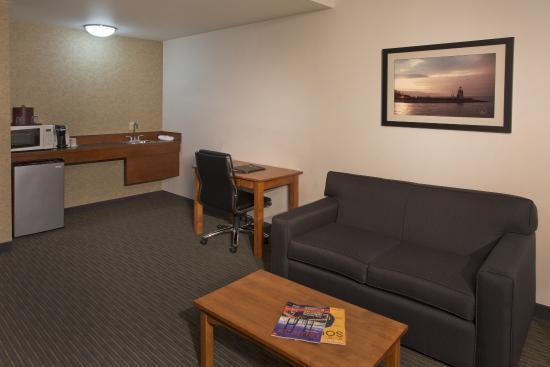 Gig Harbor, WA: Jacuzzi Suite