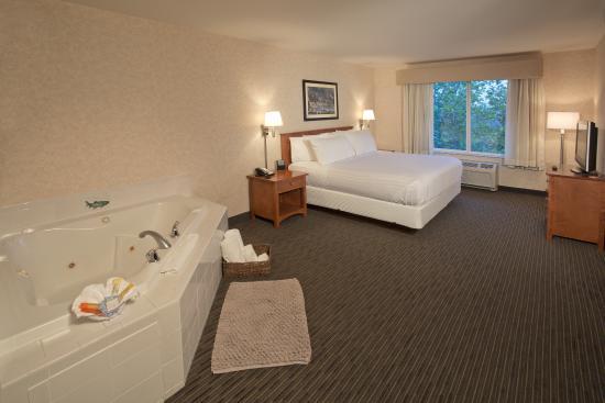 Gig Harbor, WA: Executive Jacuzzi Suite
