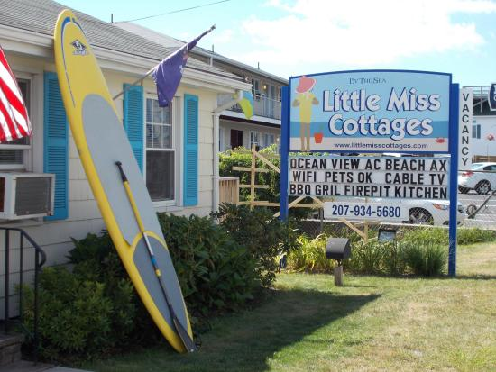 Little Miss Cottages by the Sea