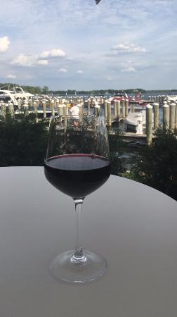 Wayzata, MN: Charles St Charles Wine was delicious