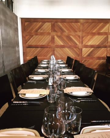 Wayzata, MN: Private dining room