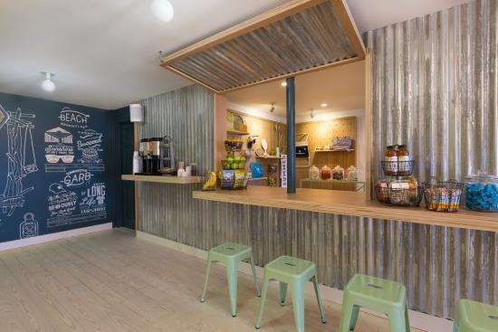Summercamp Hotel The Can Snack Bar And Gift At