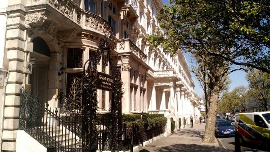 Outside picture of grand royale london hyde park london for 1 inverness terrace hyde park london