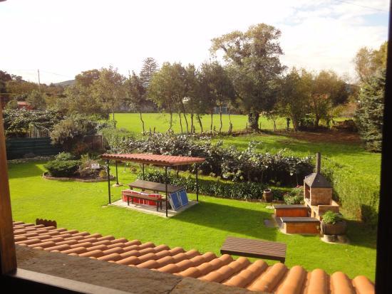 Apartamentos Rurales Villa del Sain: Vistas desde habitación