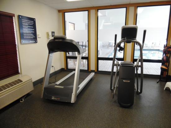 Red Roof Inn Ames: Fitness Center