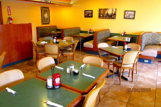 Douglassville, Pensilvanya: Dining area