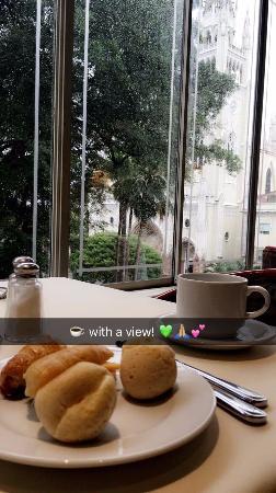Unipark Hotel: Café da manhã