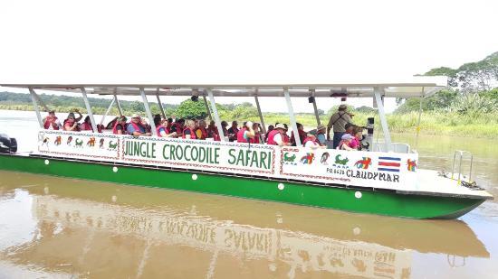 Тарколес, Коста-Рика: Claudymar Boat
