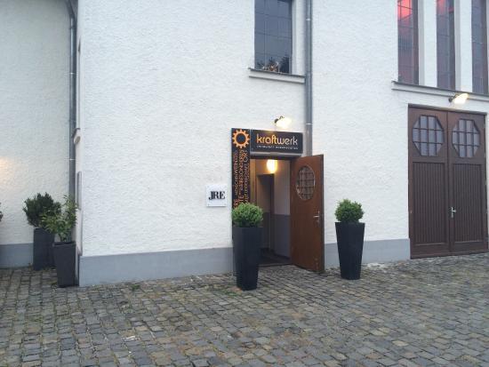 Oberursel (Taunus), Niemcy: Kraftwerk Restaurant