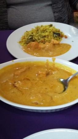 Walkden, UK: Butter Chicken