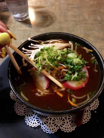 Clayton, MO: Ramen & sushi