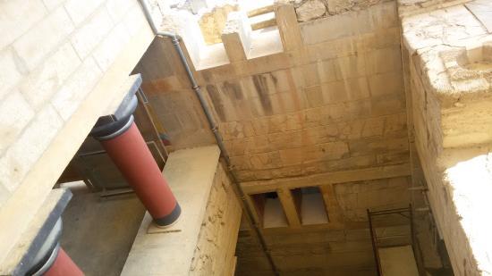 Knossos Archaeological Site: Кносский дворец