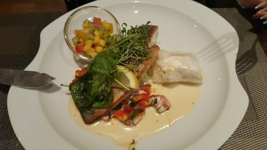 Restaurant Belvedere: Plat principal 2