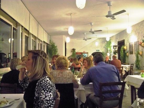 Montepertuso, Italia: Dining Room