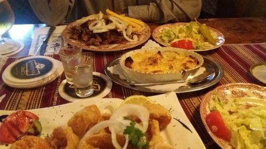 Gutersloh, ألمانيا: Restaurant Syrtaki