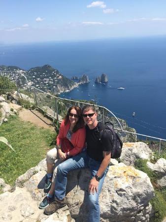 Alle Ginestre Capri Bed & Breakfast: Hiking Mount Solaro