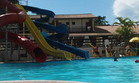 Piscina aquecida e coberta picture of agua doce praia for Piscina coberta